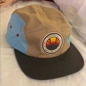 Coachella Five Panel Hat